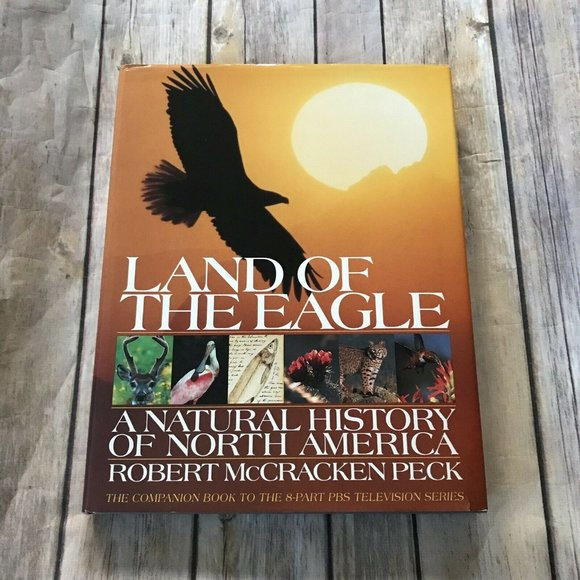 Other - Land of the Eagle Natural History N America Book